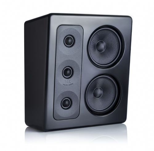 M&K MP300 Angled On Wall Speaker